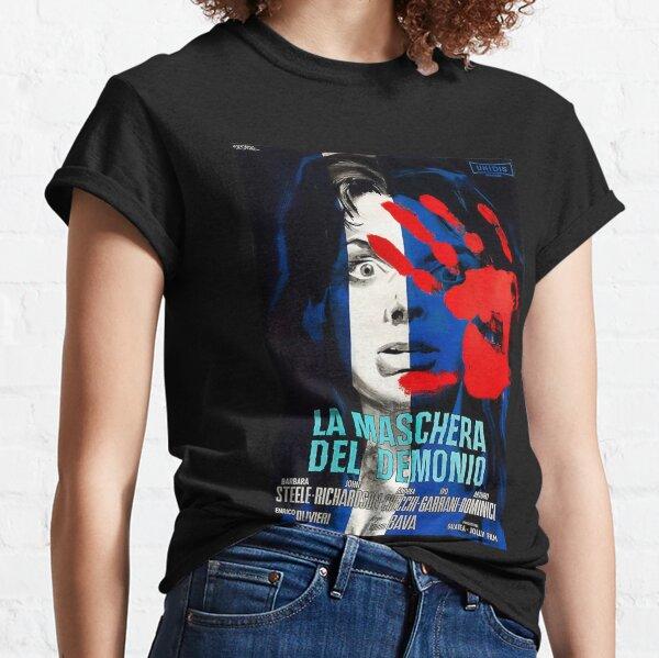 BLACK SUNDAY 1960 HORROR MOVIE! Classic T-Shirt