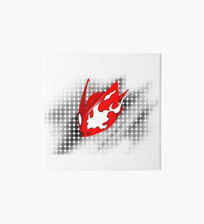 Bombchu Persona- Red Art Board Print