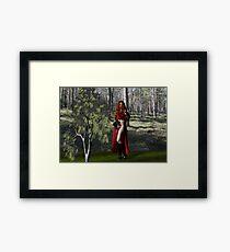 (You've Lost) That  Lovin'Feeling in Norwegian Wood2 Framed Print