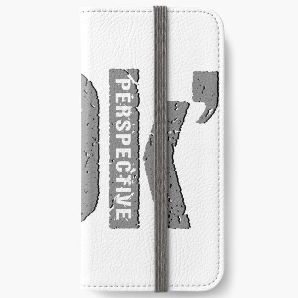 30k' Perspective - Grey iPhone Wallet