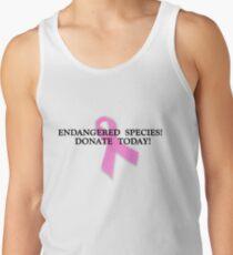 Breast cancer awareness Tank Top