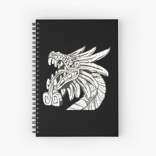 Quetzalcoatl  Spiral Notebook