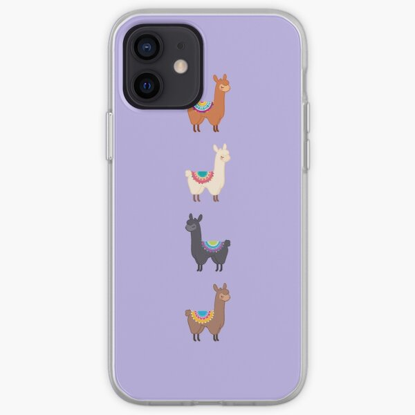 Llama Group iPhone Soft Case