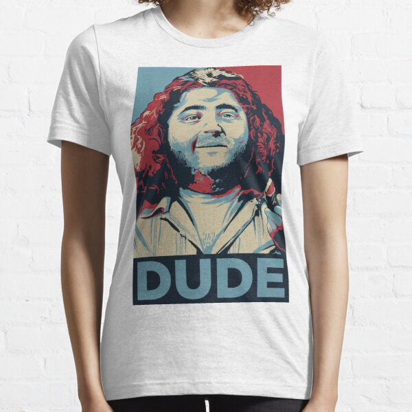 DUDE, It's Hurley Reyes from the TV show LOST Essential T-Shirt