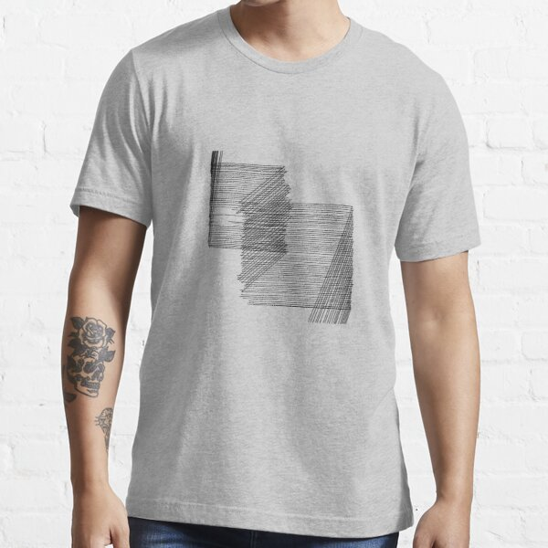 Forenzics - Silent Wave Black Essential T-Shirt