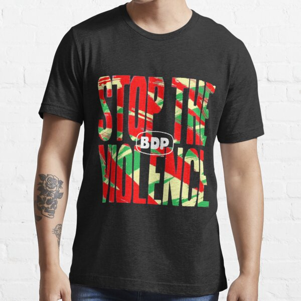 Stop the Violence Essential T-Shirt