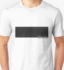 Forenzics - Static and Silence Strip Slim Fit T-Shirt