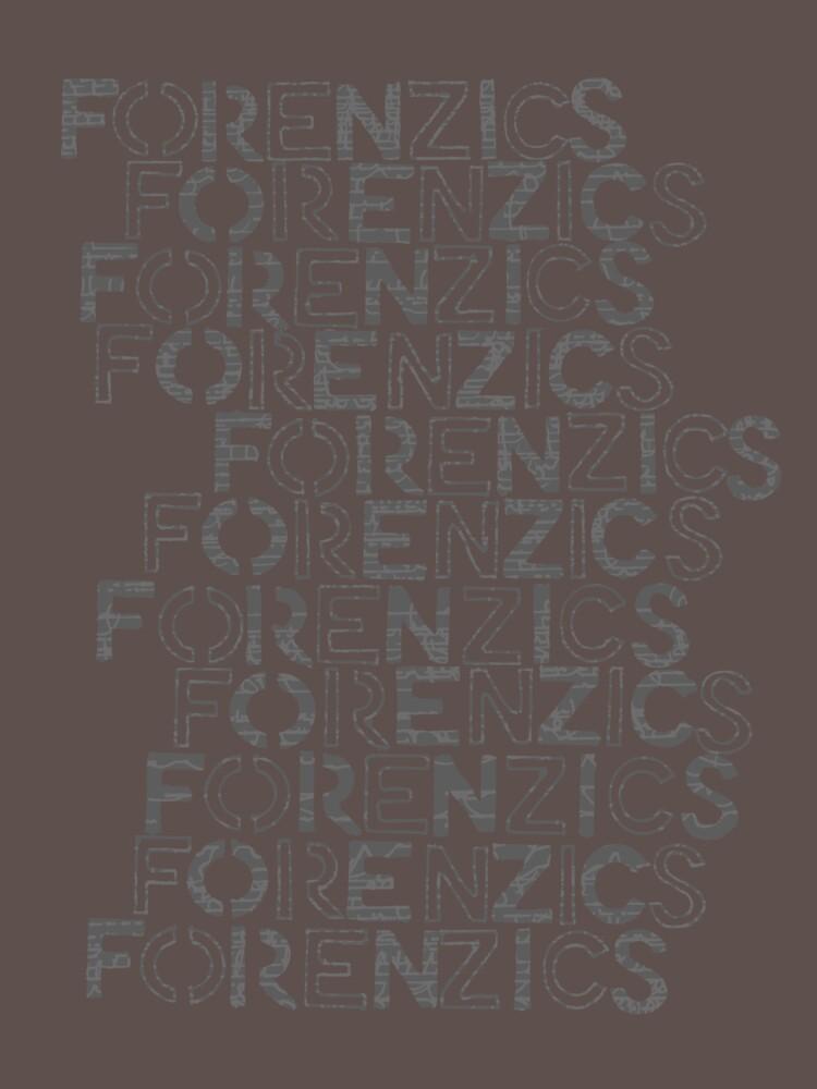 Forenzics - Repetitive Type Grey by Forenzics