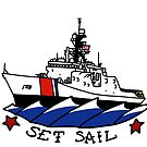 Coast Guard NSC Set Sail by AlwaysReadyCltv