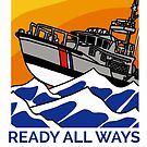 Coast Guard 47 MLB Action Today by AlwaysReadyCltv