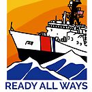 Coast Guard NSC Action Today by AlwaysReadyCltv