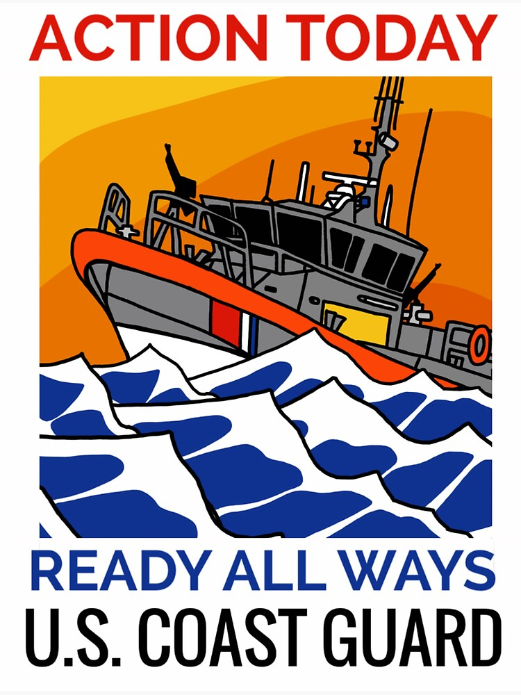 Coast Guard RB-M Action Today by AlwaysReadyCltv