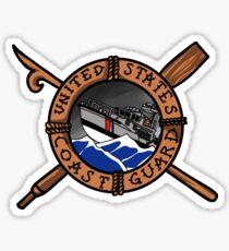Coast Guard Boat Forces 47 MLB Sticker