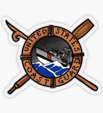 Coast Guard Boat Forces 47 MLB Transparent Sticker