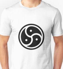 BDSM Symbol Triskelion Unisex T-Shirt