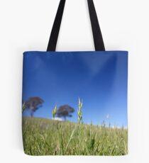Grassy Hill Tote Bag