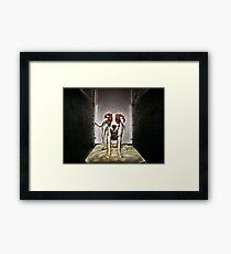 Richie Framed Print
