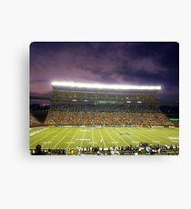 Aloha Stadium at Night Canvas Print