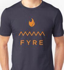 Fyre Festival apparel Slim Fit T-Shirt