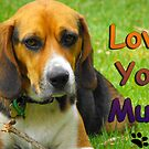 Love you Mum by JuliaKHarwood