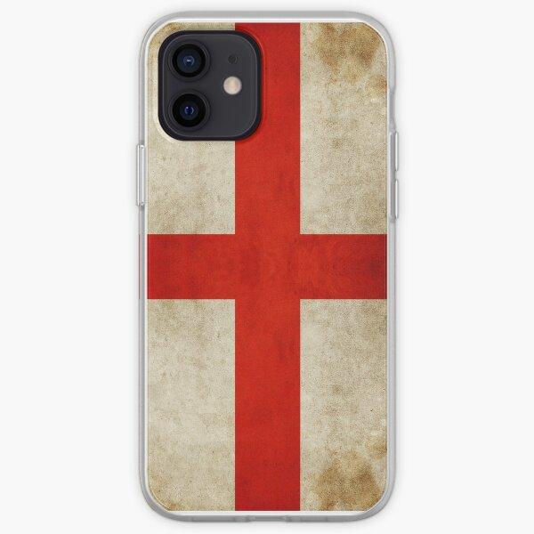 England Flag iPhone Soft Case