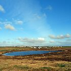Small Freshwater Loch on the Isle of Lewis by MidnightMelody
