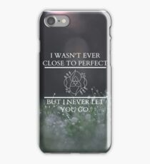 la dispute - bury your flames iPhone Case/Skin