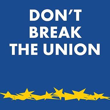 Brexit - Don't Break The Union by destinysagent