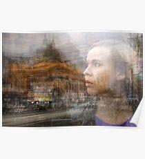 Untitled-4: Flinders Street Station Poster