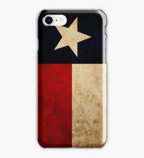 The Texas Flag iPhone Case/Skin