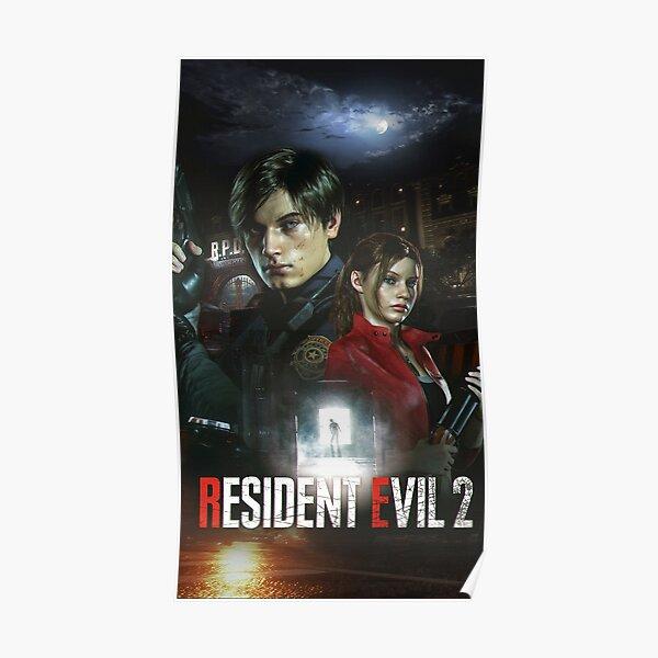 Resident Evil 2 Poster