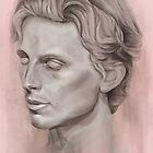 «Timothee Chalamet Escultura pintura digital» de drydry2