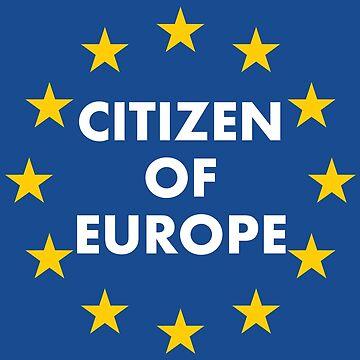 Brexit - Citizen Of Europe by destinysagent
