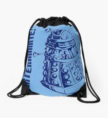EXTERMINATE! (With Caption) Drawstring Bag