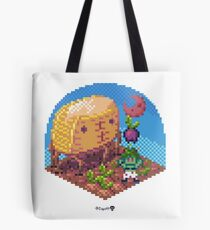 Phylla Harvest Moon Cube Tote Bag