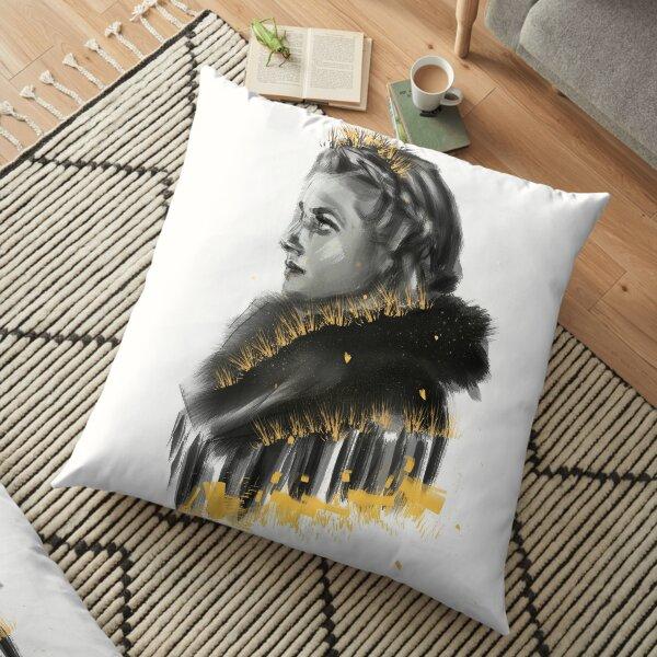 Queen Lagertha Floor Pillow