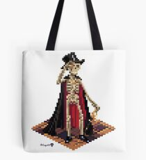 Vincent, Prince of the Underdark - Skeleton Cube Tote Bag