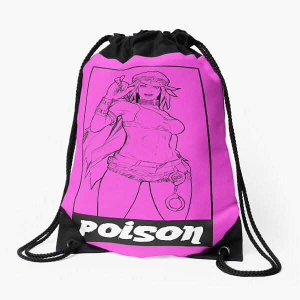Ultra Poison Drawstring Bag