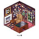 Office Cube by Zugai