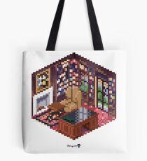 Office Cube Tote Bag