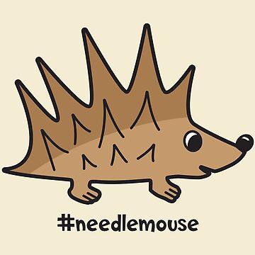 Needle Mouse by destinysagent