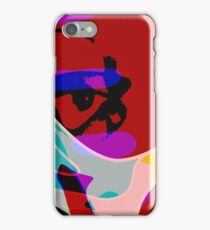 red eye rider iPhone Case/Skin