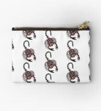 Bolso de mano Diseño de tatuaje de escorpión tradicional