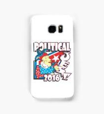 POLITICAL JEST Samsung Galaxy Case/Skin