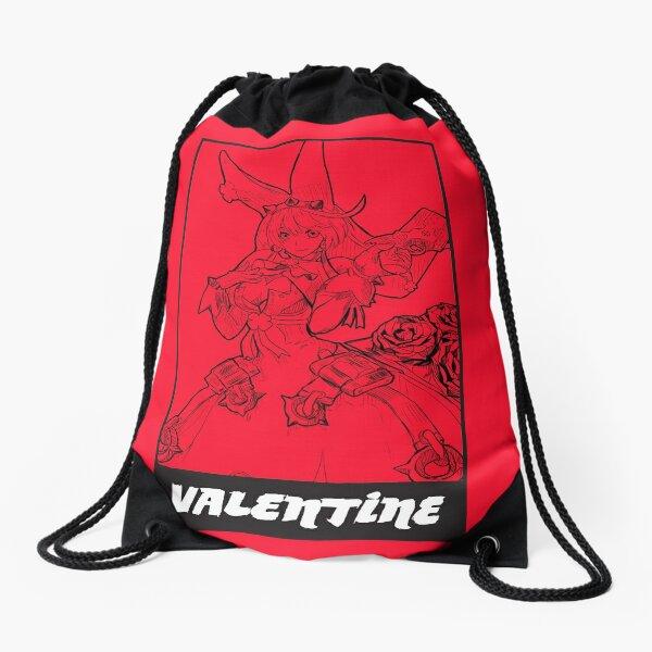 Guilty Valentine Drawstring Bag