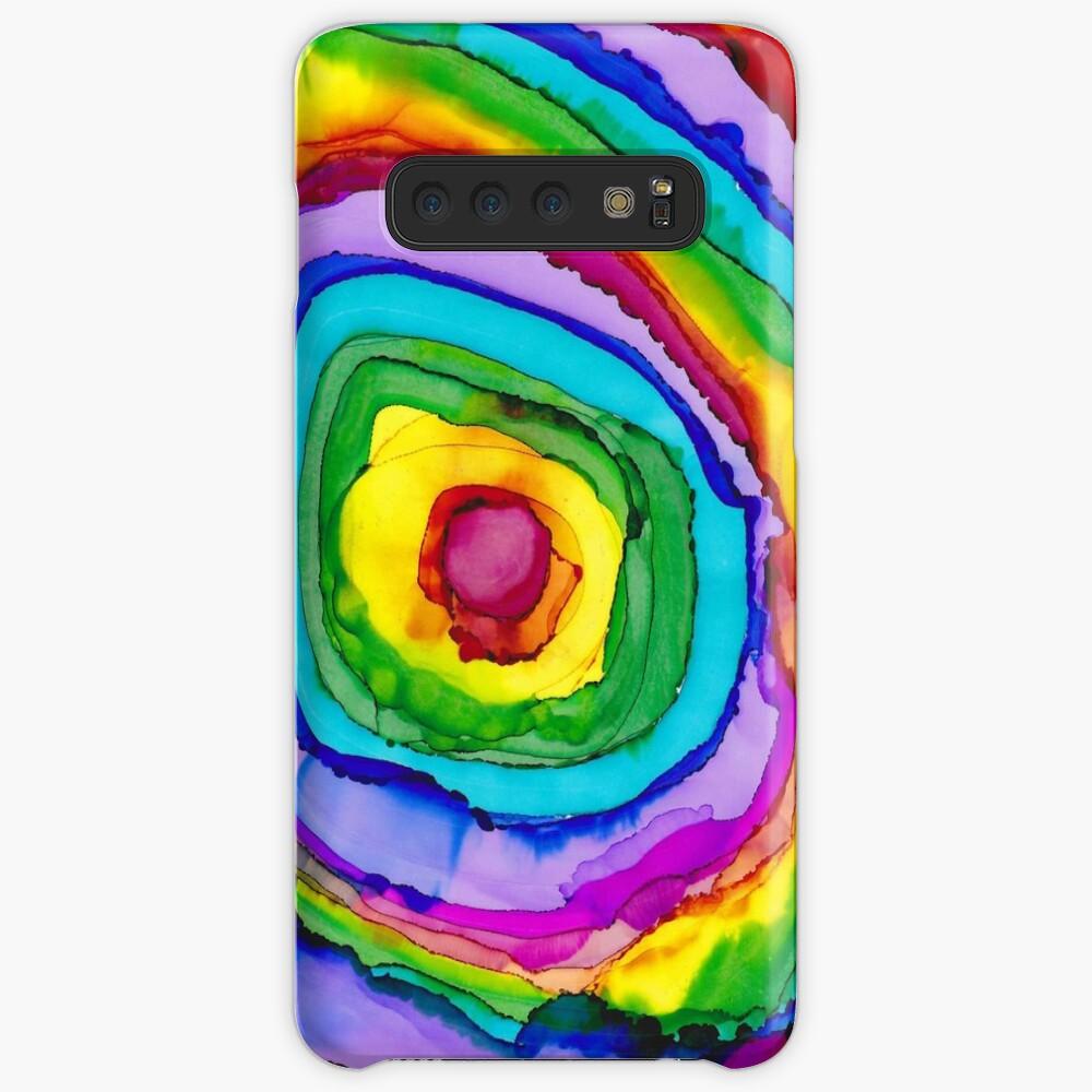 Rainbow dreams Samsung Galaxy Snap Case