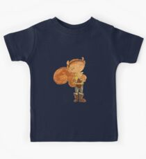 squirrel girl Kids Clothes