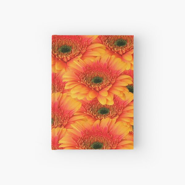 All These Gorgeous Gerberas Hardcover Journal