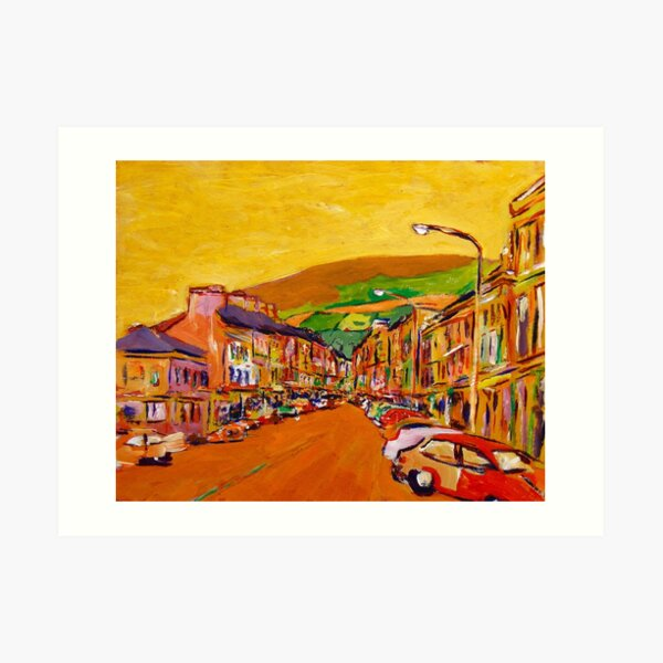 Bantry, Cork Art Print