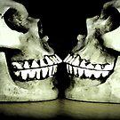 Twins of death by stitchgrin